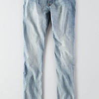 AEO Men's Slim Core Flex Jean (Light Wash)