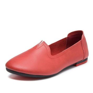Handmade Women Shoes Genuine Leather New Arrival