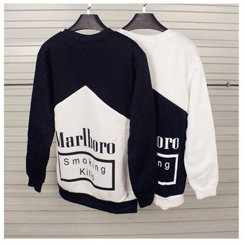 Marlboro Sweatshirt from PSITHURIA