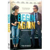 Begin Again (With INSTAWATCH) (Widescreen) - Walmart.com