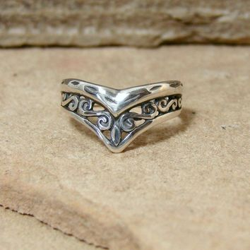 Ageless - Sterling Silver Ring - 255