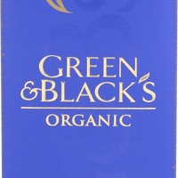 GREEN & BLACK'S: Organic Milk Chocolate, 3.5 oz