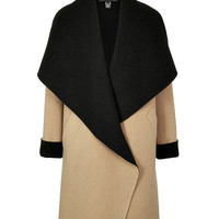 Ralph Lauren Black Label - Double-Faced Wool-Angora Coat