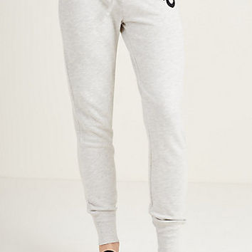 CRYSTAL HORSESHOE WOMENS SWEATPANT
