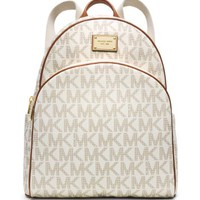 Jet Set Travel Logo Backpack | Michael Kors
