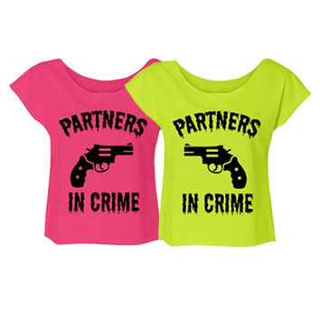 Partners In Crime Neon