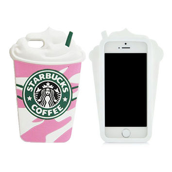 Starbucks Frappuccino 3D iPhone Case
