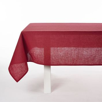Polylin Table Cloths by Libeco | 14 colors