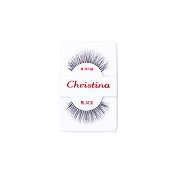 Christina #747M False Eyelashes - Pack of 3