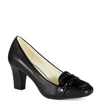 Anne Klein Fabrice Heeled Loafer