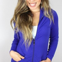 oGorgeous Gym Boutique - Seamless Wonder Jacket (6 colors)
