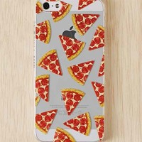 Pizza iPhone 5/5s Case- Clear One
