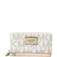 Michael Michael Kors Jet Set Multifunction Phone Case Wallet
