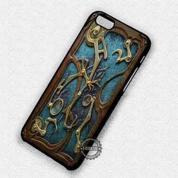 Steampunk Book Cover - iPhone 7 6 Plus 5c 5s SE Cases & Covers