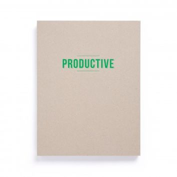 Productive Mood Notebook