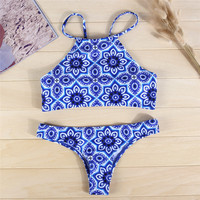 New Arrival Hot Summer Swimsuit Sexy Beach Print Mat Hot Sale Bikini [9891806922]