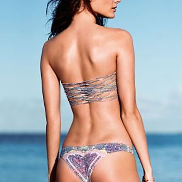 The Super-strappy Midi Bandeau - Beach Sexy - Victoria's Secret