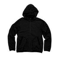 STOW AWAY HOOD JACKET - BLACK | Reigning Champ