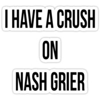 NASH GRIER CRUSH MERCH
