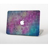 The Vibrant Colored Abstract Cells Skin Set for the Apple MacBook Pro 15""