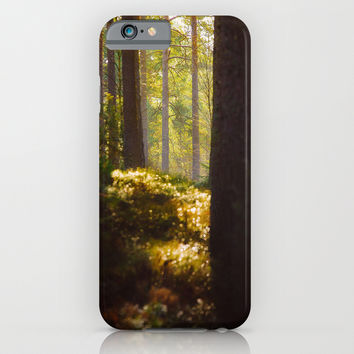 it has found you... iPhone & iPod Case by HappyMelvin