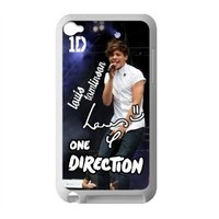 One Direction - Louis Tomlinson iPod Touch 4th Case, One Direction Series iPod Touch 4 TPU Rubber Shell Case at Cool-design