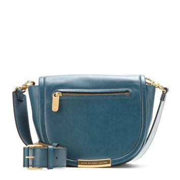 marc by marc jacobs - cross-body leather shoulder bag