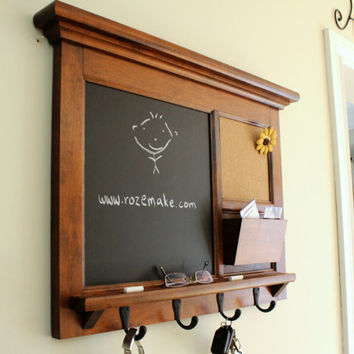 Shop Wall Mail Organizer On Wanelo