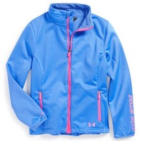 Girl's Under Armour ColdGear Infrared Softershell