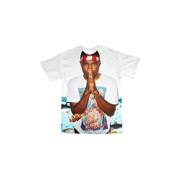 Frank In The Ocean T-Shirt