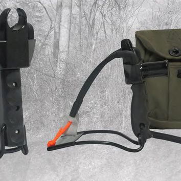 Deluxe Pathfinder Pocket Hunter Kit,slingbow,sling bow,survival slingshot