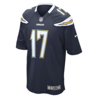Nike NFL San Diego Chargers (Philip Rivers) Men's Football Home Game Jersey