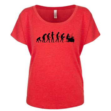 Evolution Drummer Women's Dolman