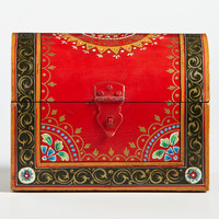 Painted Anchita Trunk - World Market