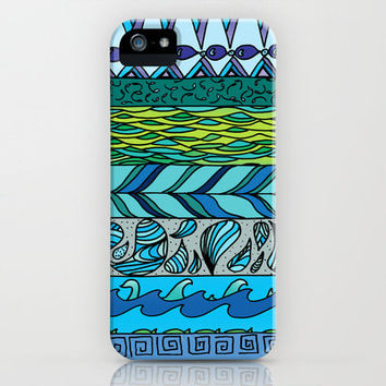 Water iPhone Case by Catherine Holcombe | Society6