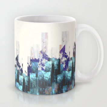 Cold cities Mug by HappyMelvin