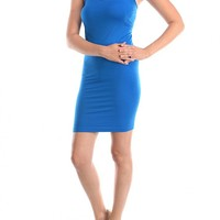 Seamless Extra Long Slip One Size Camisole Tunic Dress