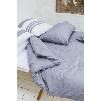Ollie's Point Bed Linens by Libeco