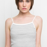 HARVEY KNIT TANK