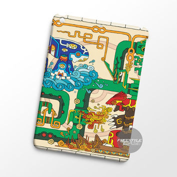 Art Work Mayan Pokemon iPad Case Case Cover Series
