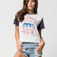 CORNERSHOP Jimi Hendrix Womens Tee | Graphic Tees