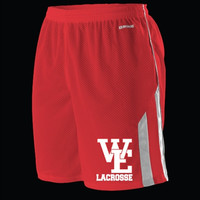 Williamsville East HS Mens Lacrosse Warrior Fury Short
