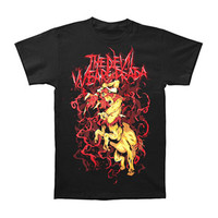 Devil Wears Prada Men's  Centaur T-shirt Black