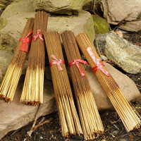 20 Fresh Hand Dipped Incense Sticks many Scents to choose  Bonus  Buy 5 get 1 extra Free