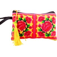 Embroidery Clutch Handbag 1