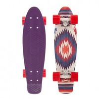 "Penny Skateboards USA Penny Holiday 22"" Aztec - HOLIDAY SERIES - SHOP ONLINE"