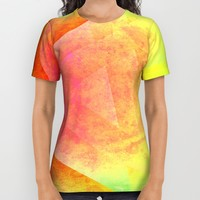 Taste Of Summer 2 All Over Print Shirt by Aaron Carberry | Society6