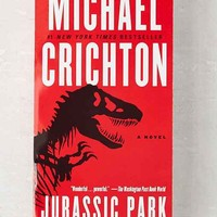 Jurassic Park By Michael Crichton- Assorted One