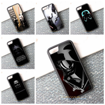 Star Wars Darth Vader Lego Film mobile phone case cover for iphone 4 4s 5 5s 5c SE 6 6s & 6 plus 6s plus 7 7 plus E4745