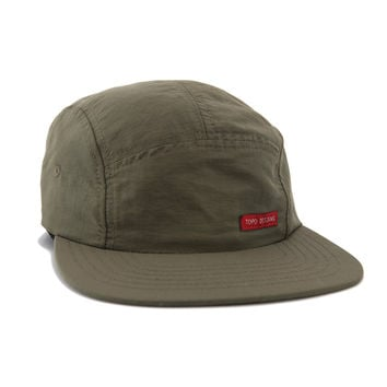 Nylon Camp Hat